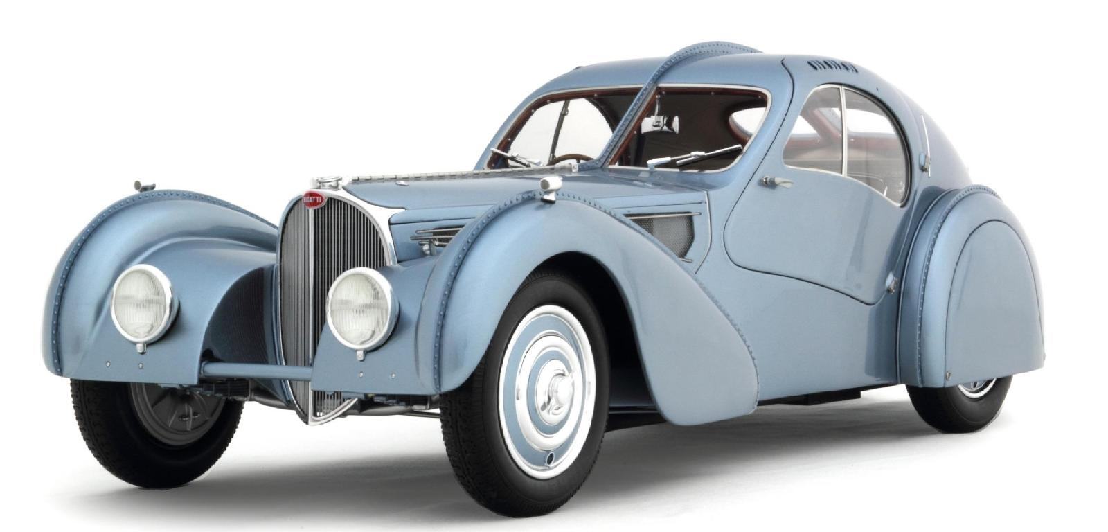 The Bugatti Page Collector Studio Bugatti Type 57sc