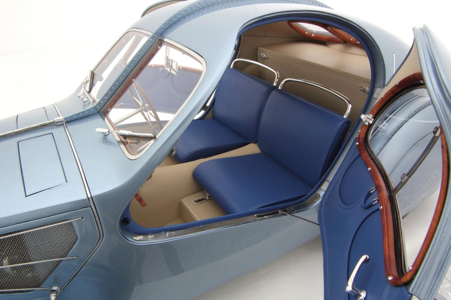 The Bugatti Page Collector Studio Bugatti Type 57sc