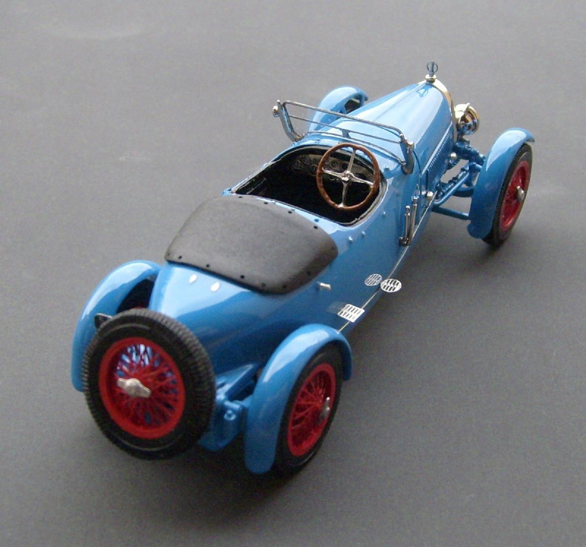 1:43 Nathalie Van Doren Bugatti T30