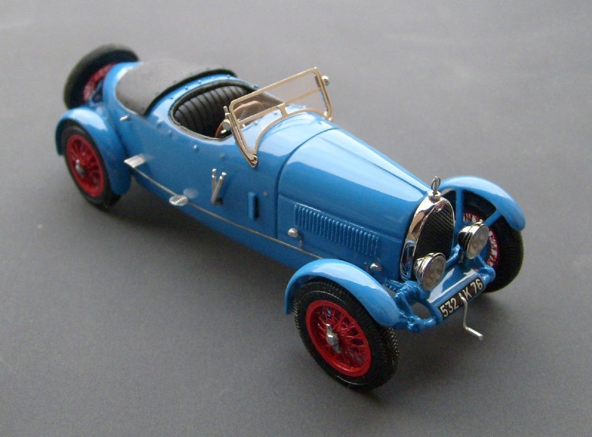 1:87 Spark Bugatti T57C LeMans