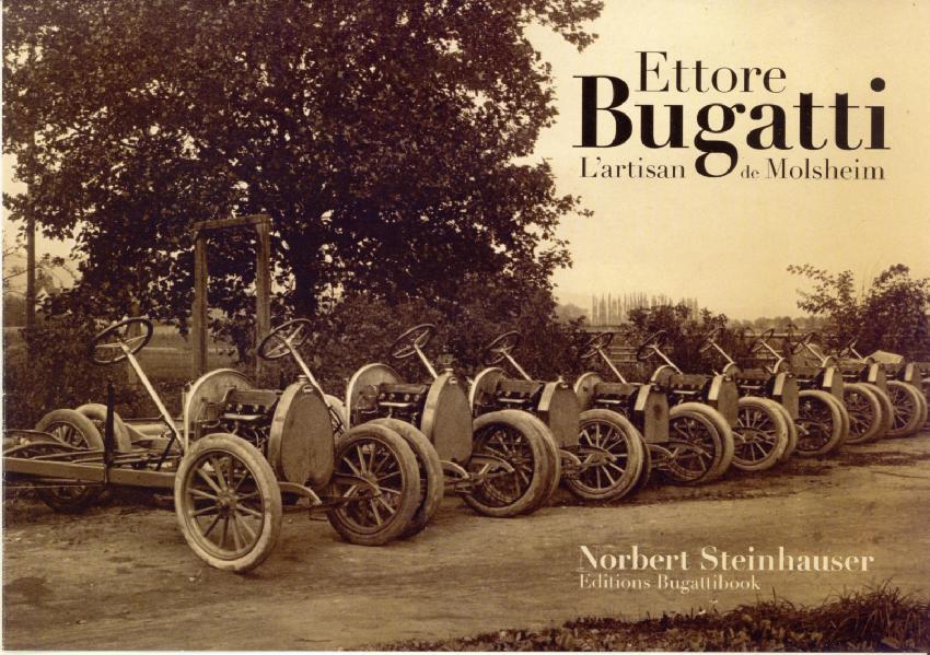 The Bugatti Page Bugatti Book 17