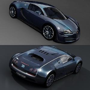 The Climax Of The Veyron Series: The Bugatti Veyron 16.4 Super Sport