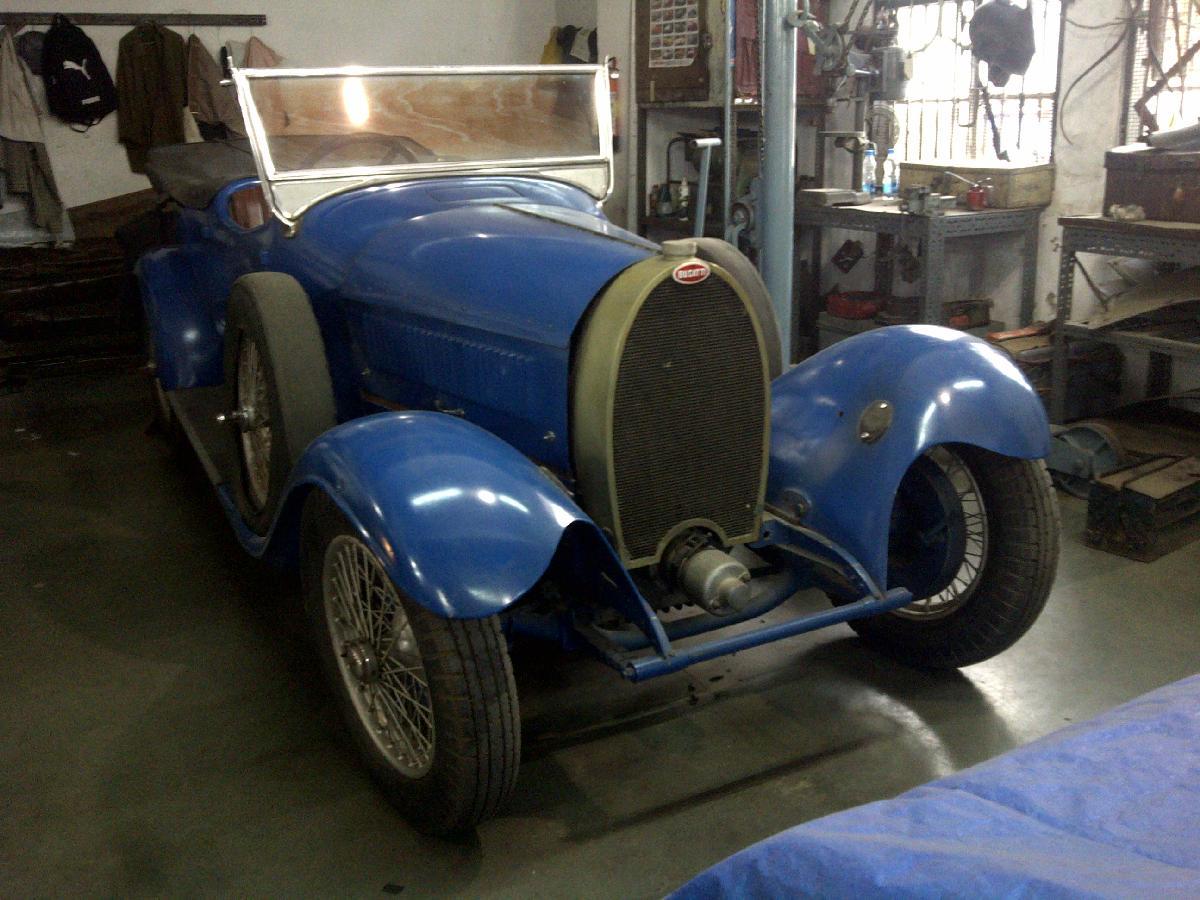 Bugatti parts wanted