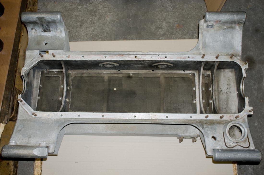 Parts original Bugatti and