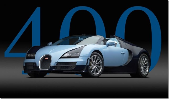 If You Want To Buy A Bugatti, Better Hurry   Only 50 Left