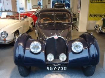 Bugattis For Sale >> Bugatti T57S Atlantic replica by Erik Koux