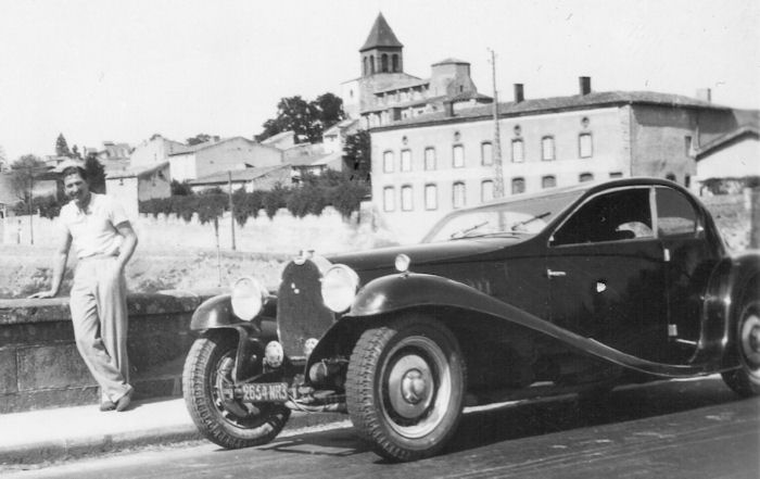 Unknown Bugatti Type 50