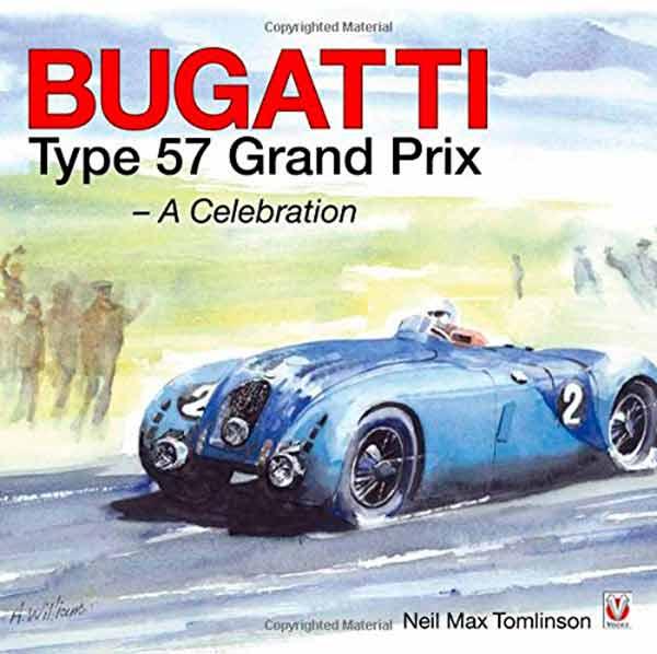 The Bugatti Page Bugatti Book 51