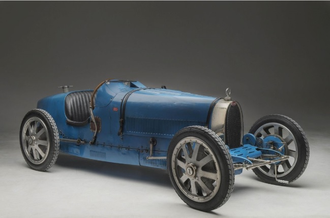 This Bugatti Grand Prix In Its 1925 Configuration Spent The Greatest Part Of Its Life Between Sicily And The Three Provinces Making Up The Heel Of Italy