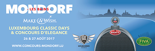 August 25  27 2017 Mondorf Grand Tour And Classic Days Concours Delegance 2017 Mondorf Les Bains Luxemburg