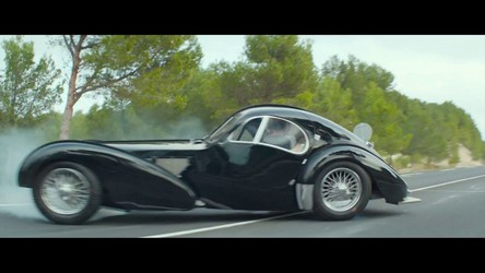 Which Bugatti Did They Use For The Movie? The Car Looks Very Good Indeed,  With The Right Dimensions, Right Wheels And ...