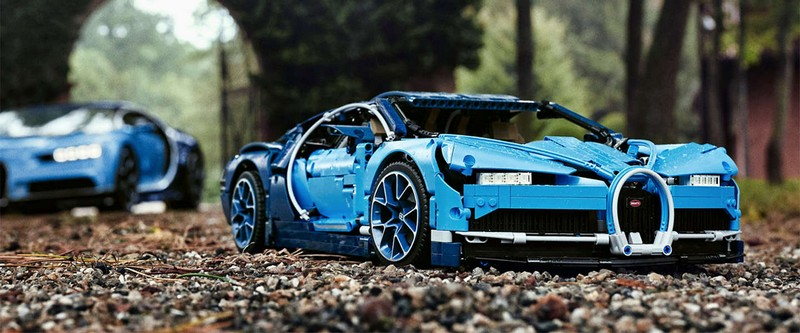 LEGO and Bugatti team up for a stunning new Technic kit 979e641b39f