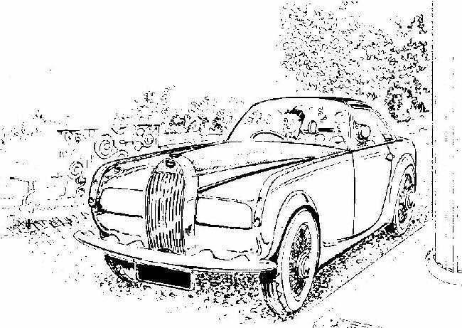 Bugatti Picture Sheet P1