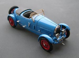 New Bugatti models