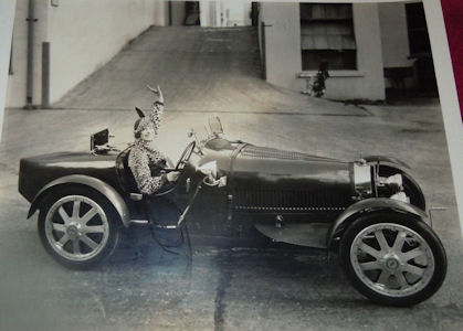 Bugatti Questions